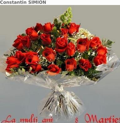 8 martie Simion